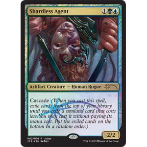 Shardless Agent