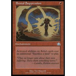 Brutal Suppression