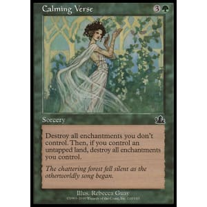 Calming Verse