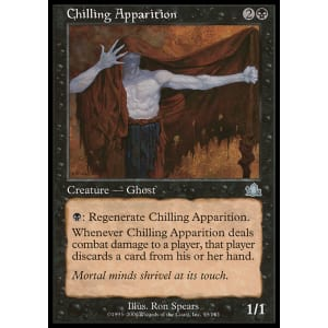 Chilling Apparition