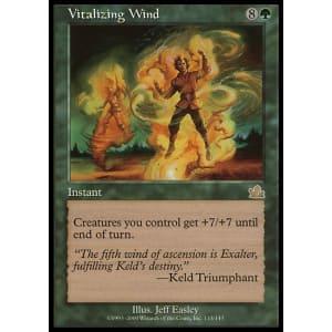 Vitalizing Wind