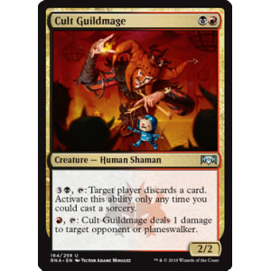 Cult Guildmage