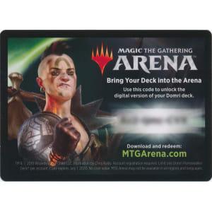 MTG Arena Code Card - Domri Planeswalker Deck