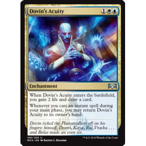 Dovin's Acuity