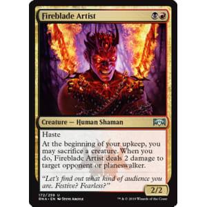 Fireblade Artist