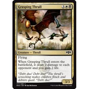 Grasping Thrull