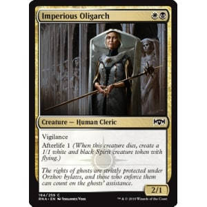 Imperious Oligarch