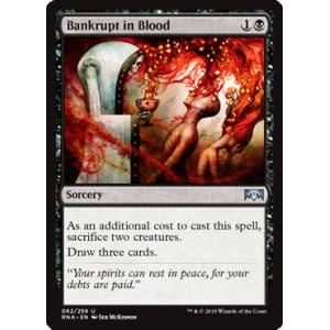 Bankrupt in Blood