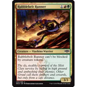 Rubblebelt Runner