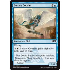 Senate Courier