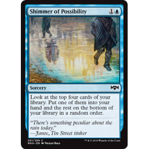 Shimmer of Possibility
