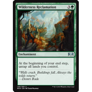 Wilderness Reclamation