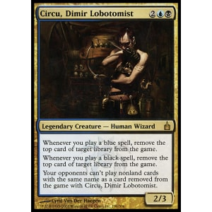 Circu, Dimir Lobotomist