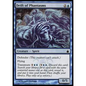 Drift of Phantasms