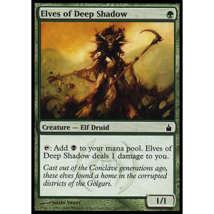 Elves of Deep Shadow