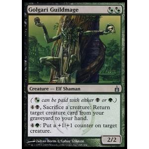 Golgari Guildmage
