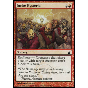 Incite Hysteria