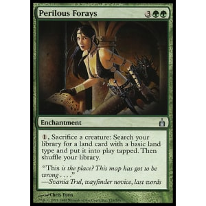 Perilous Forays