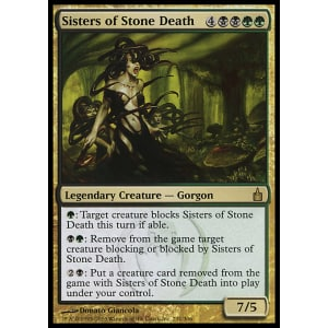 Sisters of Stone Death