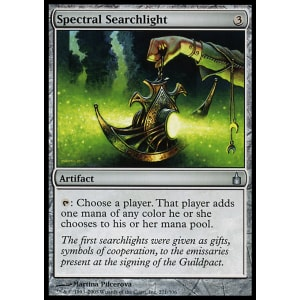 Spectral Searchlight