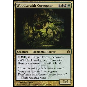 Woodwraith Corrupter