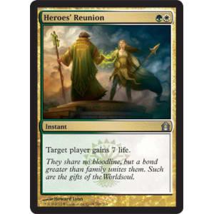 Heroes' Reunion