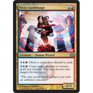 Nivix Guildmage