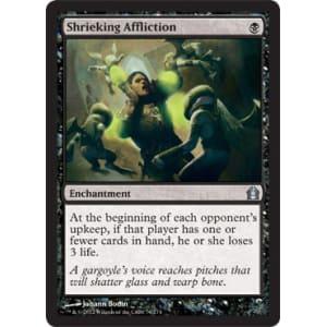Shrieking Affliction