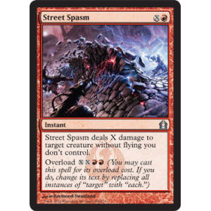 Street Spasm