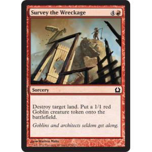 Survey the Wreckage