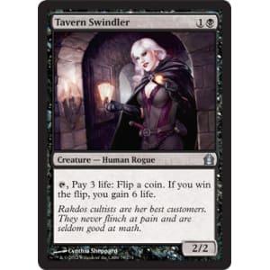 Tavern Swindler