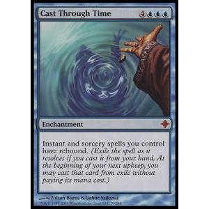 Cast Through Time