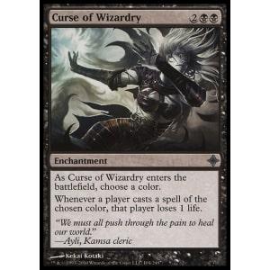 Curse of Wizardry
