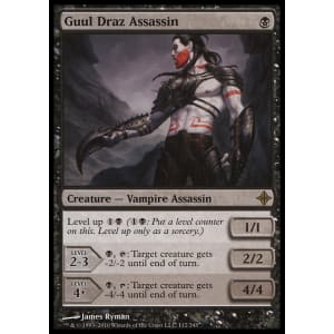 Guul Draz Assassin