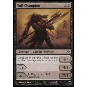 Null Champion