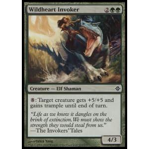 Wildheart Invoker