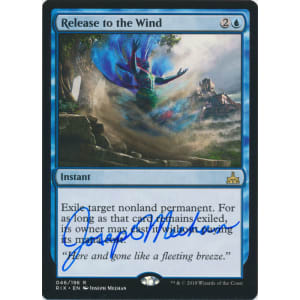 Release to the Wind Signed by Joseph Meehan