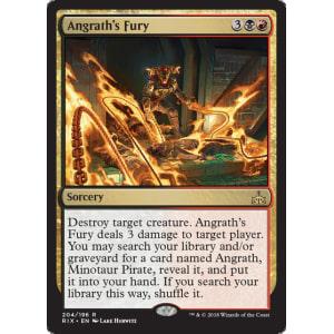 Angrath's Fury