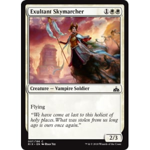 Exultant Skymarcher