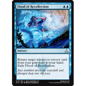 Flood of Recollection