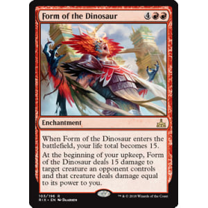 Form of the Dinosaur