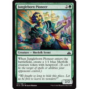 Jungleborn Pioneer