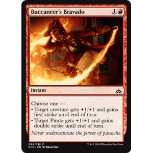 Buccaneer's Bravado