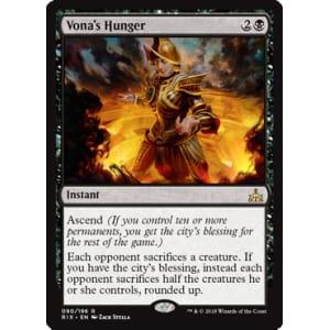 Vona's Hunger