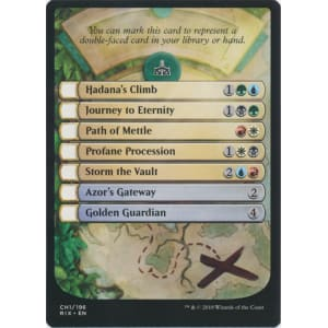 Rivals of Ixalan Checklist Card