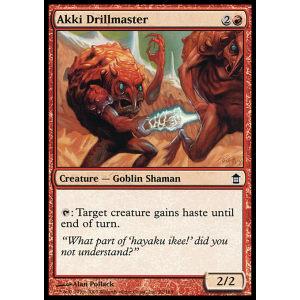 Akki Drillmaster