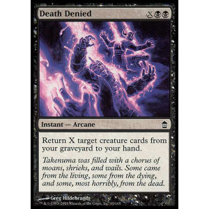 Death Denied