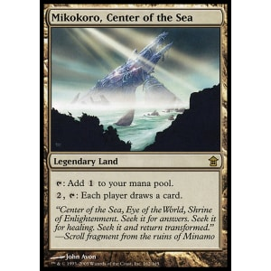 Mikokoro, Center of the Sea