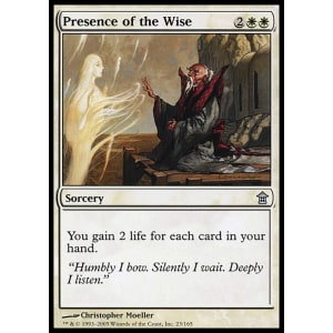 Presence of the Wise