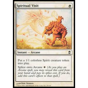 Spiritual Visit
